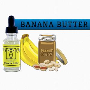 Bumble Bee Vapor Banana Butter E Liquid