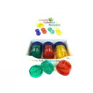 2 Parts Plastic Grinder - GRD