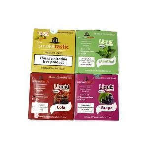 Smoketastic 3x10ml 12mg (50VG/50PG) Flavour: V.K Mint Strawberry