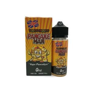 Tooty Frooty Pancake Man 100ml Shortfill 0mg (70VG/30PG)