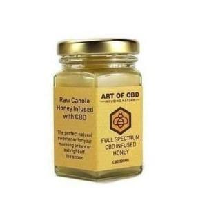 Art of CBD Full Spectrum 300mg CBD Honey