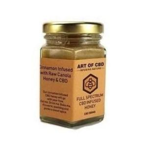 Art of CBD Full Spectrum 300mg CBD Cinnamon Honey