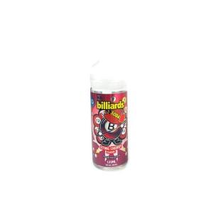 Billiards Soda Range 0mg 100ml Shortfill (70VG/30PG) Qty: x1 | Flavour: Sting Cherry