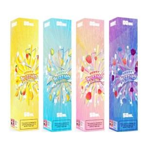 Burst Blizzard 0mg 50ml Shortfill (70VG/30PG) Flavour: Berry-Brrrst