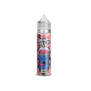 Brain Freeze 0mg 50ml Shortfill (70VG/30PG) Flavour: Berry Freeze