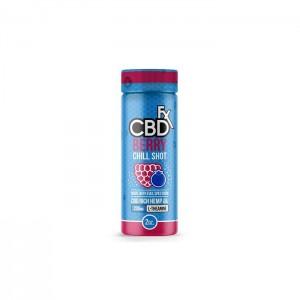 CBDfx Drink –  Berry CBD Chill Shot