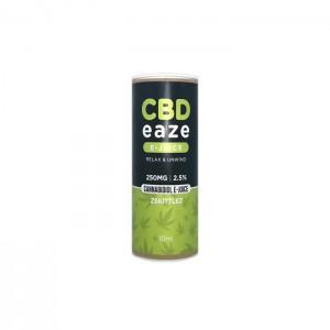 CBD Eaze 250MG CBD 10ml E-Liquid Flavour: Zskittlez