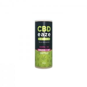 CBD Eaze 500MG CBD 10ml E-Liquid Size:Zskittlez