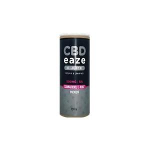 CBD Eaze 500MG CBD 10ml E-Liquid Size:Mixer