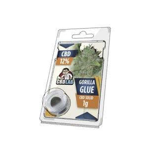 CBD LAB 1g Hash Gorilla Glue 12%