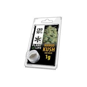 CBD Hash 1g Mango Kush 10%