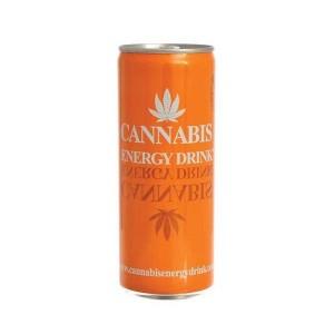 Cannabis Energy Drink - Mango Qty: x 1