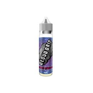 Cloud Drip 0mg 50ml Shortfill (70VG/30PG) Flavour: Fruit Fusiom