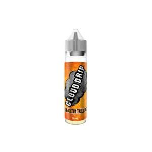 Cloud Drip 0mg 50ml Shortfill (70VG/30PG) Flavour: Orange