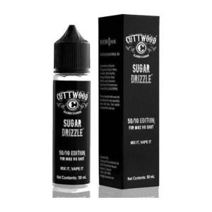 Cuttwood 0mg 60ml Shortfill (70VG/30PG) Size:Sugar Drizzle
