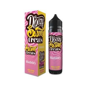 Doozy Sweet Treats 0mg 50ml Shortfill (70VG/30PG) Flavour: Bubbly