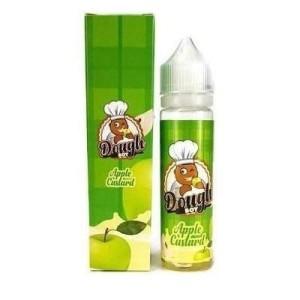 Dough Boy 0mg 50ml Shortfill Flavour: Apple Custard