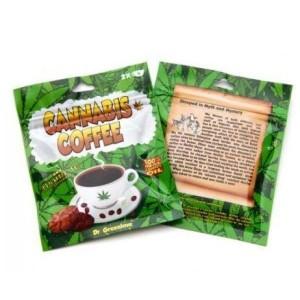 Dr Greenlove Cannabis Coffee
