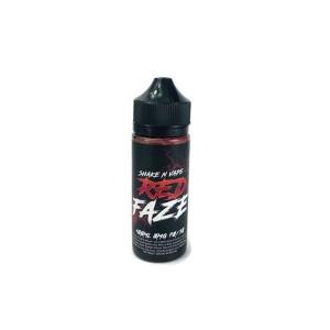 Faze 0mg 100ml Shortfill (70VG/30PG) Flavour: Red Faze