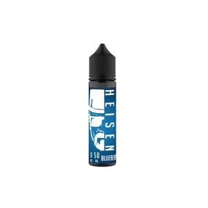 Heisen 0mg 50ml Shortfill (70VG/30PG) Qty: x10 | Flavour: Blueberry