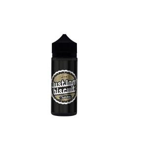 Just Jam Biscuit 0mg 100ml Shortfill (80VG/20PG) Flavour: Custard