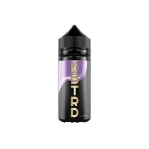 KSTRD by Just Jam 0mg 100ml Shortfill (80VG/20PG) Flavour: PRPLE