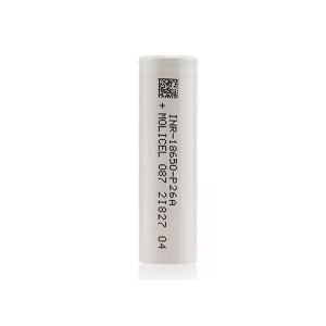 MOLICEL P26A 2600mAh 18650 Battery