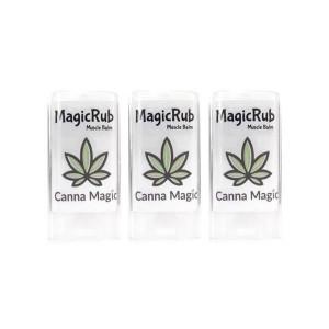 Canna Magic Rub Muscle balm 300MG CBD Oil