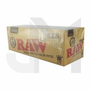12 x Raw Classic 3M King Size Rolls