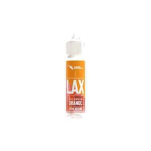 Vape Airways 0mg 50ml Shortfill (70VG/30PG) Flavour: LAX - Orange