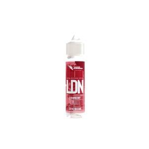 Vape Airways 0mg 50ml Shortfill (70VG/30PG) Flavour: LDN - Strawberry