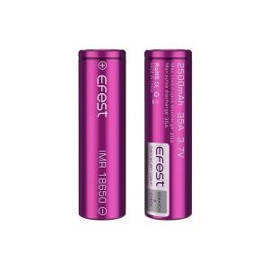 Efest 18650 2500mAh Battery