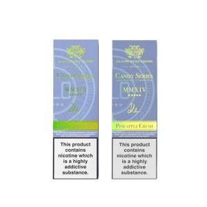 Kilo Candy Series 0mg 100ML Shortfill (70VG/30PG) Flavour: Pineapple Crush