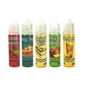 McB E-Liquid 0mg 50ml Shortfill (70VG/30PG) Flavour: Cherry Menthol