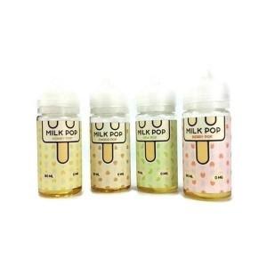 Milk Pop 80ml Shortfill 0mg (70VG/30PG) Flavour: Berry Pop