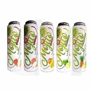 Mojito 50ml Shortfill 0mg (60VG/40PG) Flavour: Mango