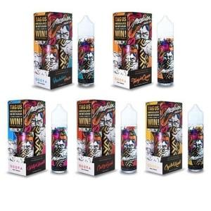 THE MEDUSA Neo Series 50ML SHORTFILL 0MG (70VG/30PG) Flavour: Crystal Kandi