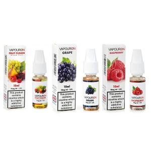 VapourOn 0mg 10ml (50VG/50PG) Flavour: Menthol