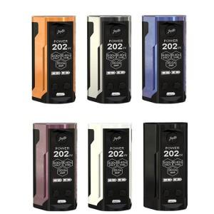 Wismec Reuleaux RXGEN3 Dual 230W Mod Colour: Gunmetal