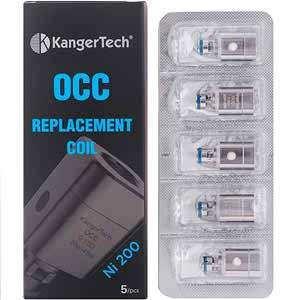 Kanger OCC Coil Ni200 London