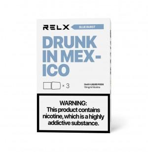 RELX Vape Classic Pods Blue Burst 18mg
