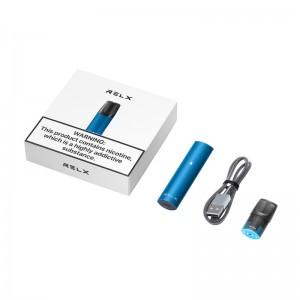 RELX Classic Pod Starter Kit Blue