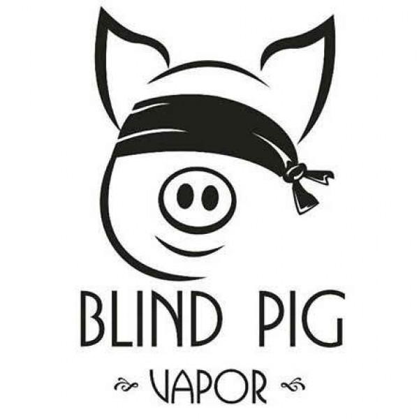 Blind Pig Vapor The Real McCoy E Liquid Canary Wharf London