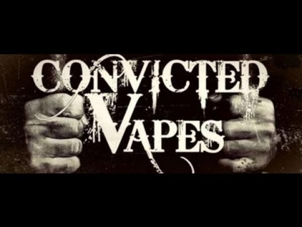 Convicted Vapes Heavy Metal E Liquid Canary Wharf London